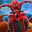 Games Spiderman Dangerous Ride