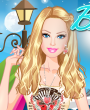 Games Barbie Summer Dress Up