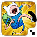 Games Adventure Time Jumping Finn