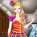Games Barbie Knight Princess Dress Up