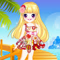 Games Cute Girls Design Clothes For Barbie