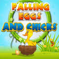 Games Falling Eggs And Chicks