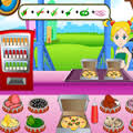 Games Cooking Academy Elsa Cupcakes