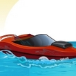 Games Speedboat Racing