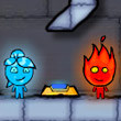 Games Fireboy and Watergirl 3: The Ice Temple