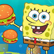 Games Spongebob Cannon Hamburgerun