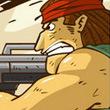 Games Rambo Monster