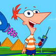 Games Phineas and Ferb minigolf