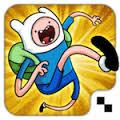 Games Adventure Time Jumping Finn