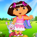 Games Dora Adventure Jump