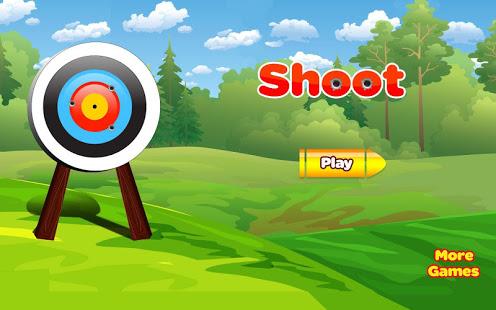 Games Target Shoot